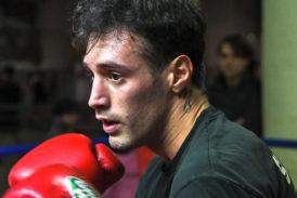 Sunday Boxing Day a Siena:Simone Bicchi in cerca deltris