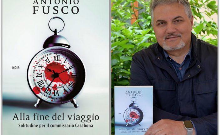 Antonio Fusco e il suo commissario Casabona alla limonaia del Polo Civico