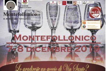 """A Montefollonico torna """"Lo gradireste un goccio di Vin Santo?"""""""