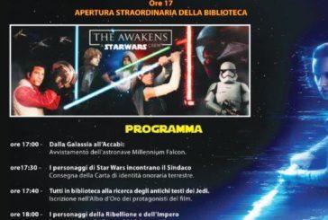 "Poggibonsi: ""Star Wars in biblioteca"" per una serata spaziale"