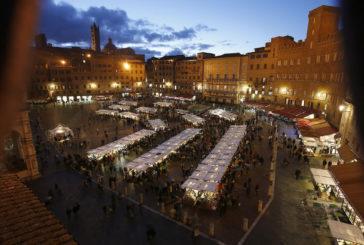 A Siena torna il Mercato nel Campo: due giorni all'insegna della cultura del gusto