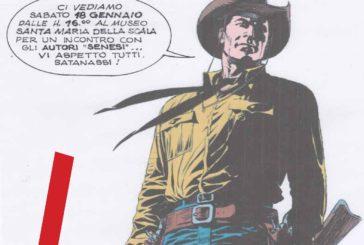 Tex. 70 anni di un mito. Una mostra lo racconta