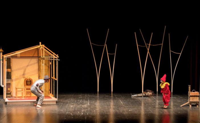 """Si alza il sipario su """"Teatro a merenda"""""""