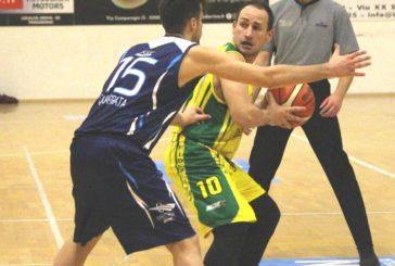 I gialloverdi di Braccagni sfidano l'Audax Carrara