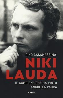 """Agli Intronati arriva """"Niki Lauda. Il campione che ha vinto anche la paura"""""""