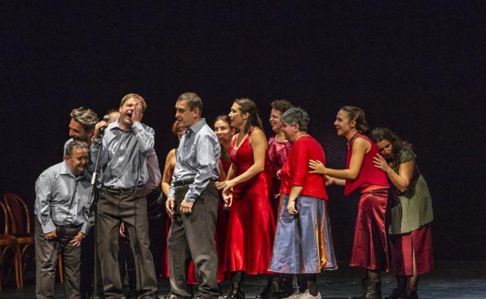 Il teatro di Castelnuovo Berardenga apre il 2020 con C'è un tempo