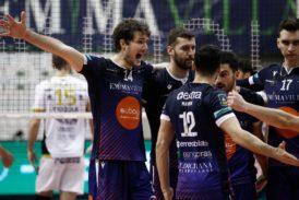 Coppa Italia: c'è in palio la finale nella gara tra Siena e Bergamo