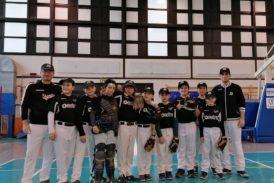 Baseball giovanile: è partita la Winter League 2020