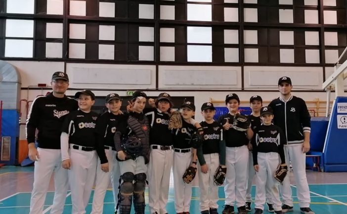 Baseball giovanile: è partita la Winter League 2020