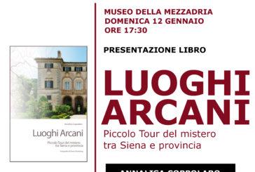 """Al Museo della Mezzadria viene presentato """"Luoghi Arcani"""""""