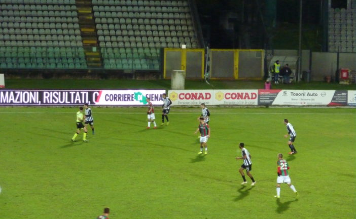 Zufferli di Udine arbitrerà Pro Patria-Siena