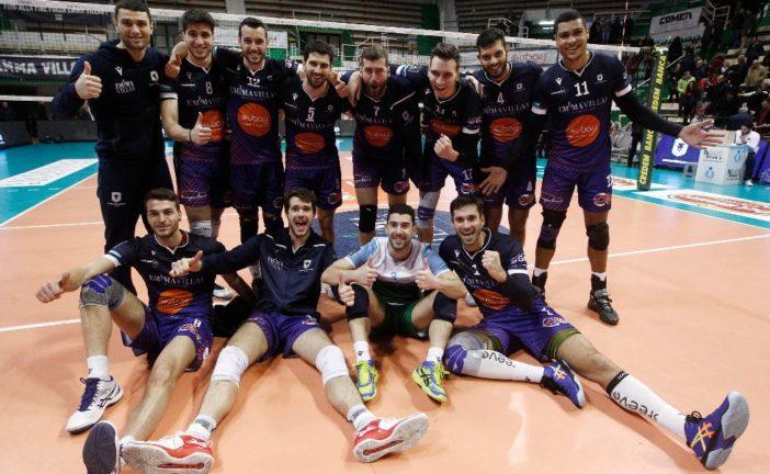 Coppa Italia: Siena supera Porto Viro ed è in semifinale