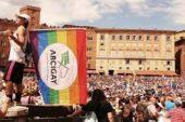 """Arcigay Siena sul """"caso"""" dello spettacolo di Diego Fusaro"""