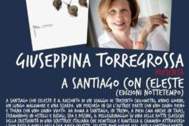 """Giuseppina Torregrossa presenta """"A Santiago con Celeste"""""""