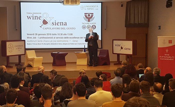 """""""Enoturismo e sostenibilità"""": se ne parla a Wine&Siena"""