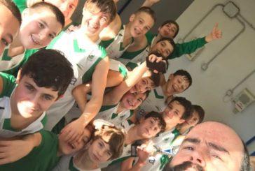 Under 13 Mens Sana Basketball vincono il torneo Baloncesto