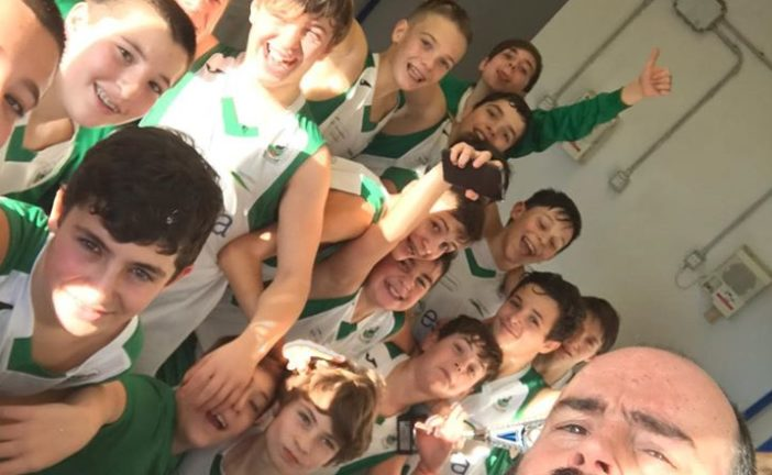 Under 13 Mens Sana Basketball vincono il torneo Baloncesto