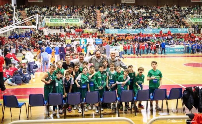Gli Aquilotti 2009 trionfano nel Torneo della Befana