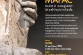 Unisi: master di II livello in management del patrimonio culturale