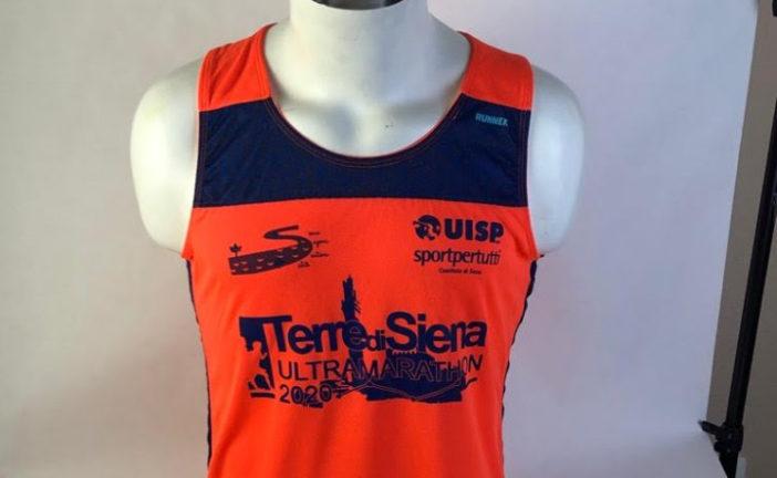 """Svelata la canotta tecnica della """"Terre di Siena Ultramarathon"""""""