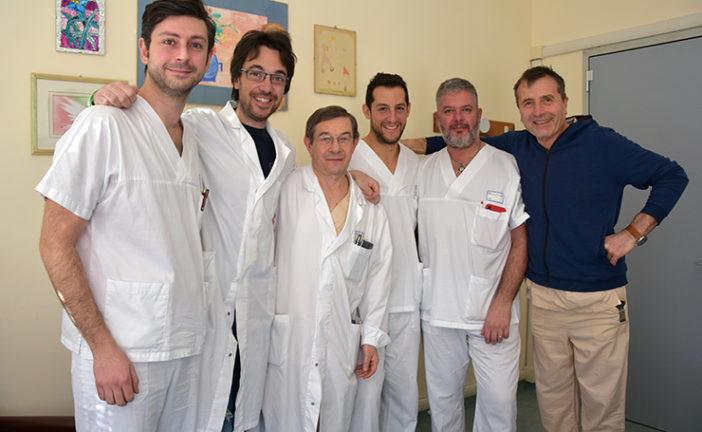 Chirurgia robotica bariatrica e urologica: a Siena un intervento combinato