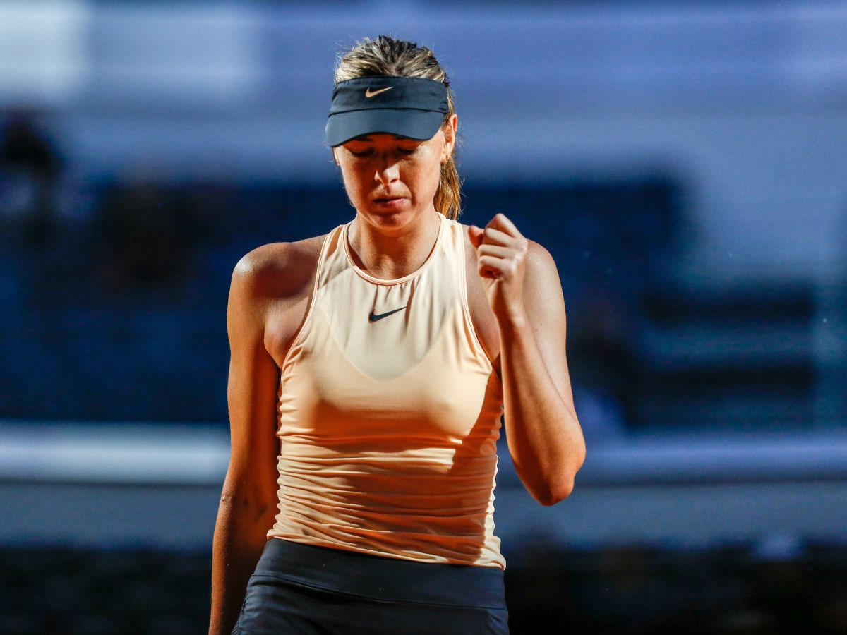 Maria Sharapova dice addio al tennis