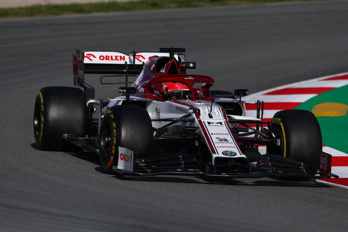 F1: sorpresa Kubica in prova, è il più veloce a Montmelò