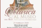Musica al museo: a Casole il sesto appuntamento