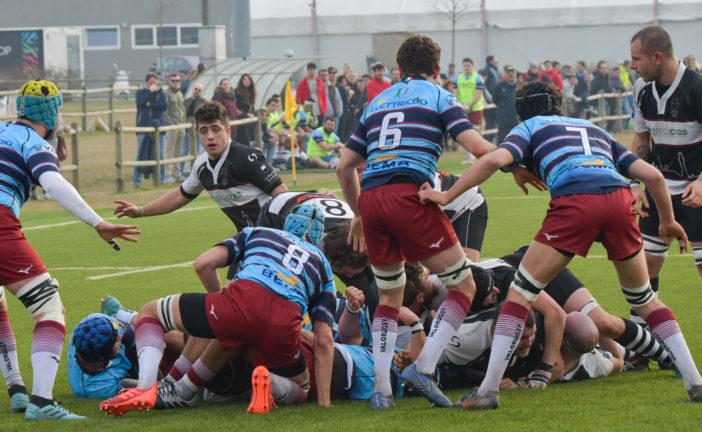 Rugby: il Cus Siena travolto 50-0 da Valorugby Emilia