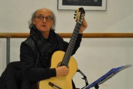 Alejandro Gallegos dal Cile alla Chigiana: una chitarra eccezionale!