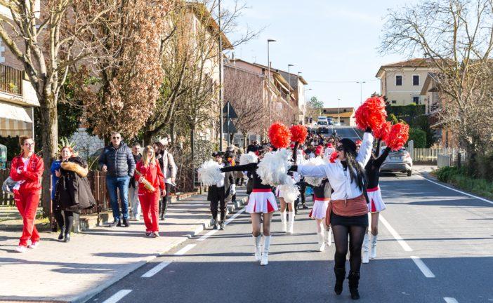 Chiusi: Buona la prima per il Carnevale dei Ragazzi