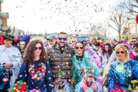 Chiusi: Grande successo per il Carnevale dei Ragazzi