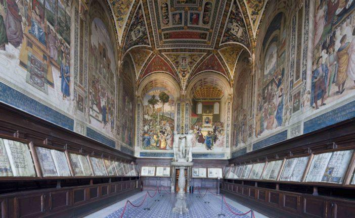 La libreria Piccolomini al centro di un convegno a Palazzo Patrizi