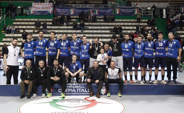 Coppa Italia: secondo posto per la Ego Handball