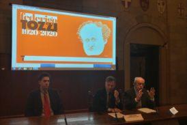 Siena celebra Federigo Tozzi con una serie di eventi