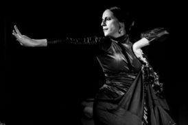 Sara Nieto Moreno a Siena, Master e spettacolo