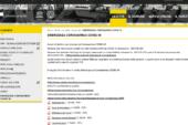 Coronavirus: info utili sul sito del Comune di Siena