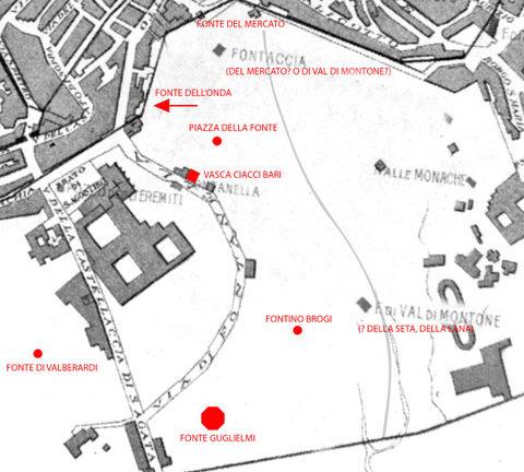 Acque e mura antiche trascurate: nuove opportunità per Siena