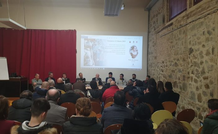 Torrita di Siena presenta il suo 64° Palio dei Somari