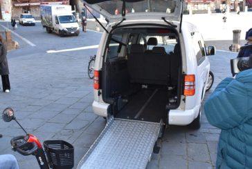 """""""Mobilità speciale"""": secondo taxi per un servizio migliore"""