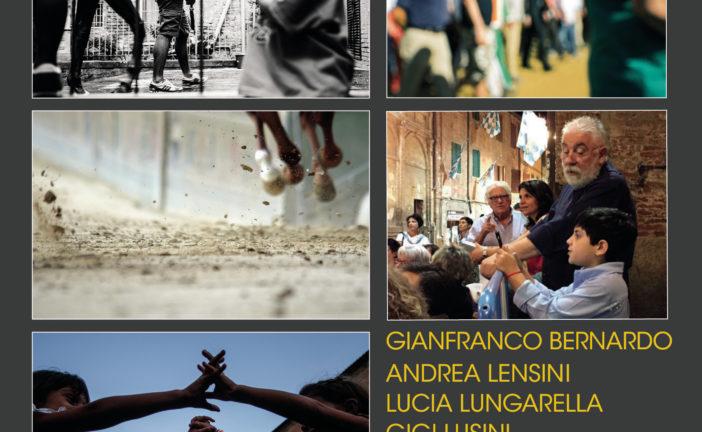 Cinque fotografi si confrontano sul Palio