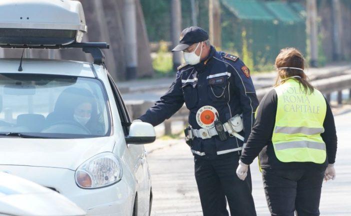 Covid-19: i controlli effettuati dalla Polizia Municipale