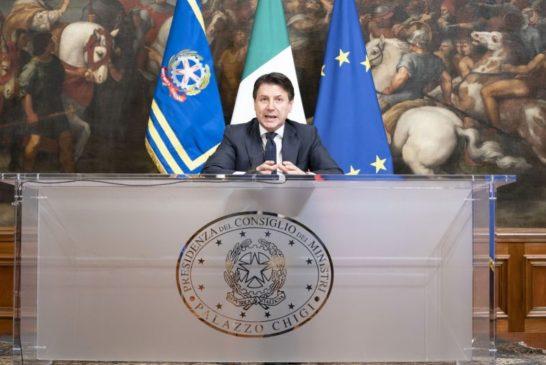 """Conte annuncia: """"Chiusura fino al 3 maggio, adesso non si può cedere"""""""