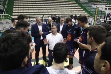 Volley: Siena sospende gli allenamenti