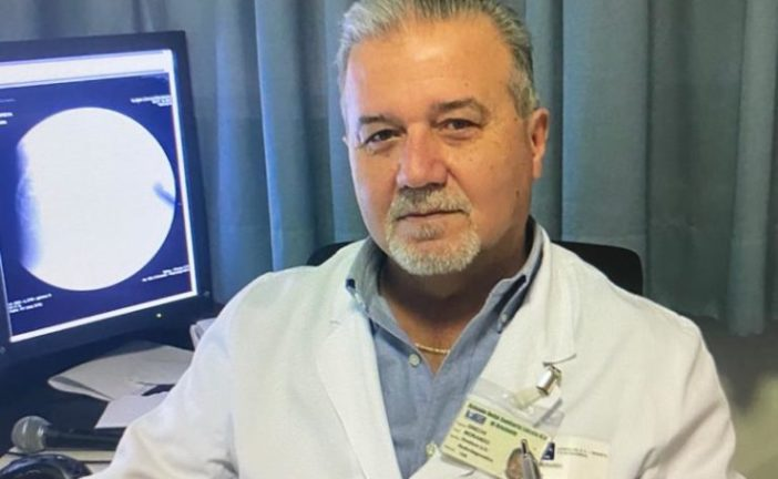 Ausl Toscana SE: ufficialmente guarito il dottor Grechi