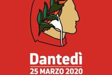 Il Comitato Dante Alighieri di Siena invita alla celebrazione del DanteDì