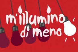 """""""M'illumino di meno"""": l'Università di Siena rinnova la partecipazione"""