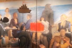 Anima sola, il mare, il vento, la memoria di Giampaolo Talani