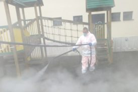 Sei Toscana potenzia il servizio di igienizzazione a vapore