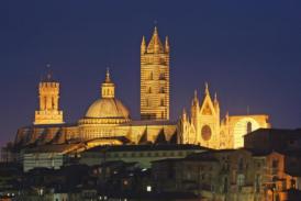 10 cammini virtuali nel Duomo di Siena